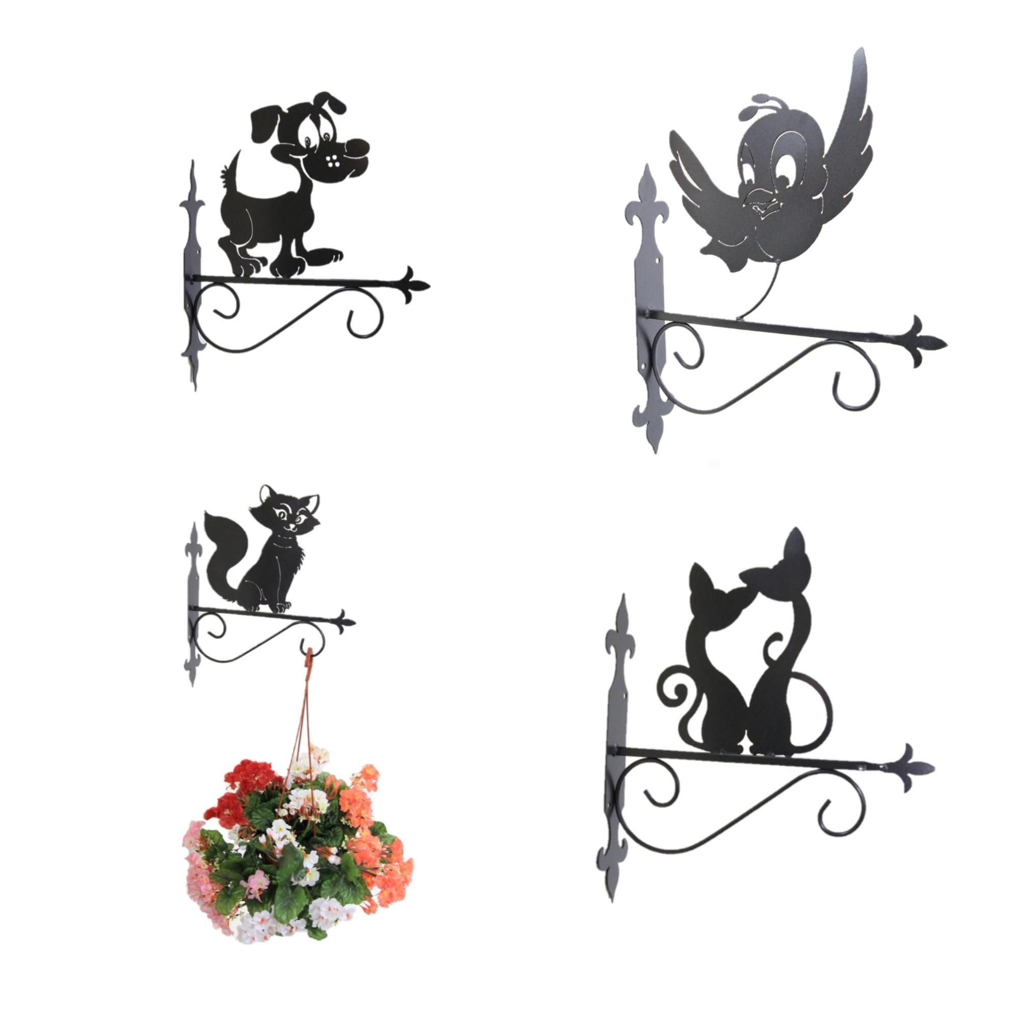 Подставки для подвесных цветов