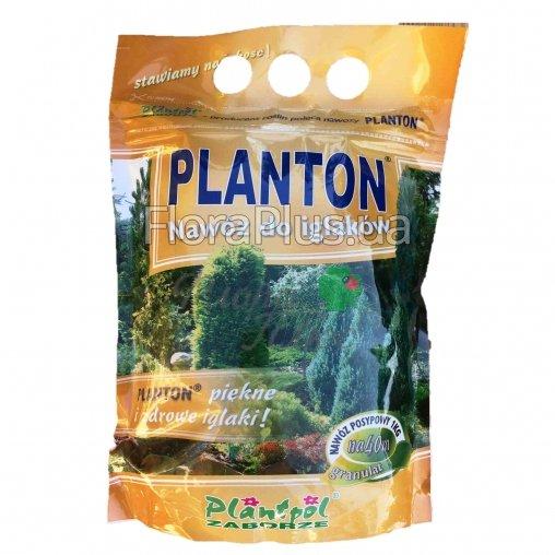 Минеральное удобрение для хвойных Planton  (Плантон), 1кг, NPK 12.11.18