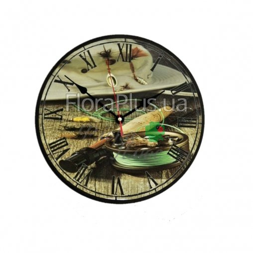 Круглые часы на стену 137