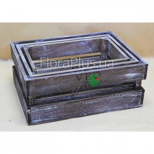 Комплект ящиков №6 деревянных