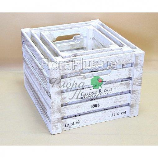 Комплект ящиков №7 деревянных