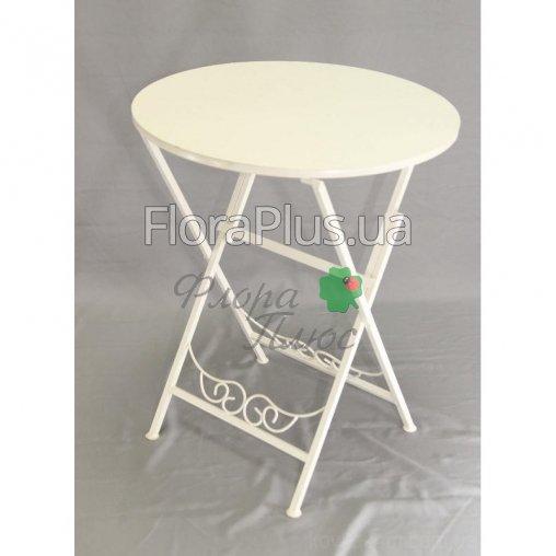 Стол 01 раскладной кованый (кованая мебель)