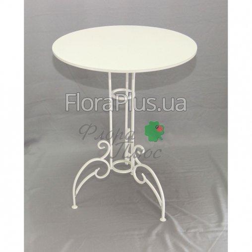Стол 02 раскладной кованый (кованая мебель)