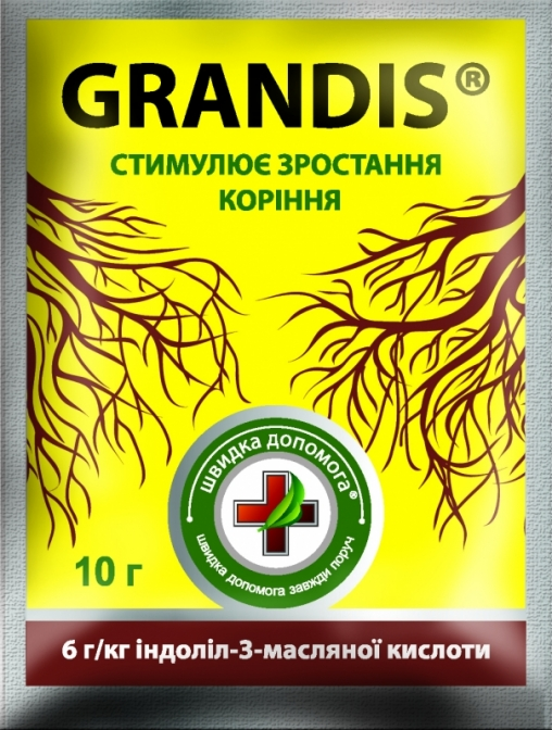 Грандис grandis (укоренитель) 10г