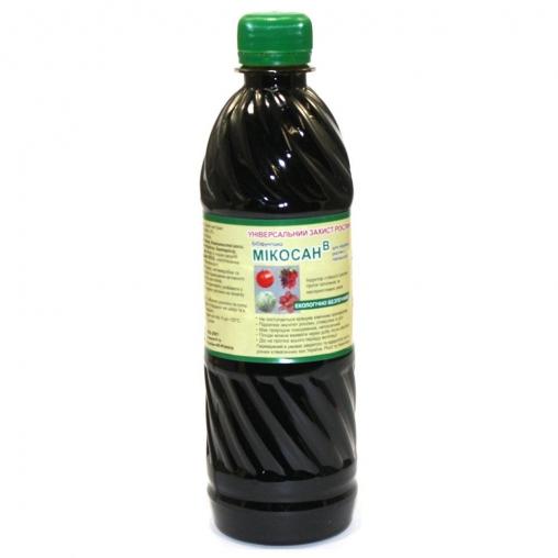 Биофунгицид Микосан-В, 500мл