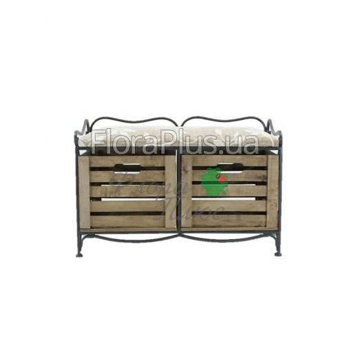 Диван (этажерка) с двумя ящиками