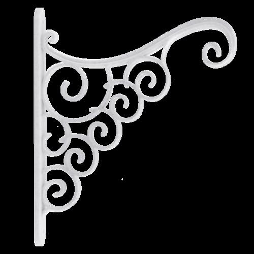белый флок