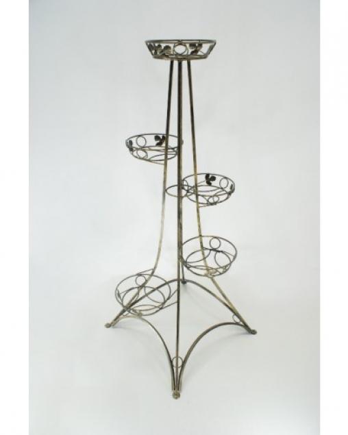 Башня Эйфель 5 (подставка для цветов)