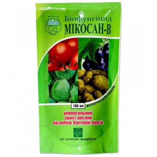 Биофунгицид Микосан-В, 100мл