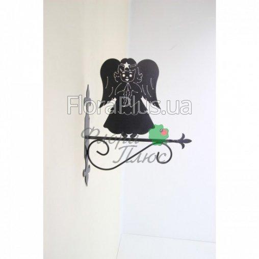 Подставка (крепление) для подвесного цветка Ангел 11