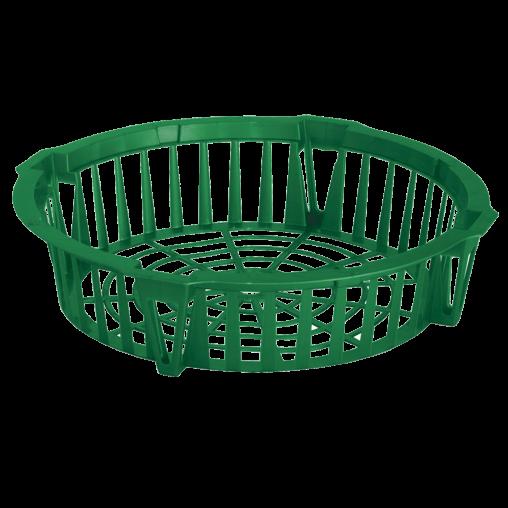 Корзина для луковичных круглая 28,5*6,5см