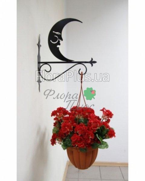 Крючок для подвесного цветка Месяц 2.