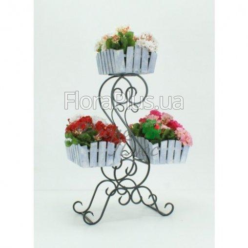 Подставка для цветов Валюта 3 Кантри