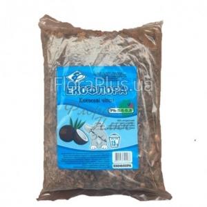 Кокосовые чипсы 1,5 л Экофлора для растений