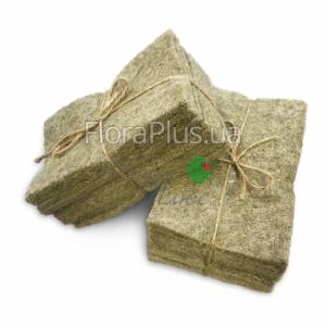 Льняные коврики для микрозелени, микрогрина 10шт
